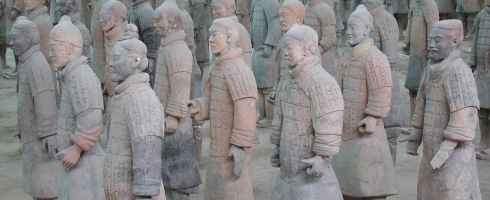 """Terra Cotta Warriors"" by jjorogen"