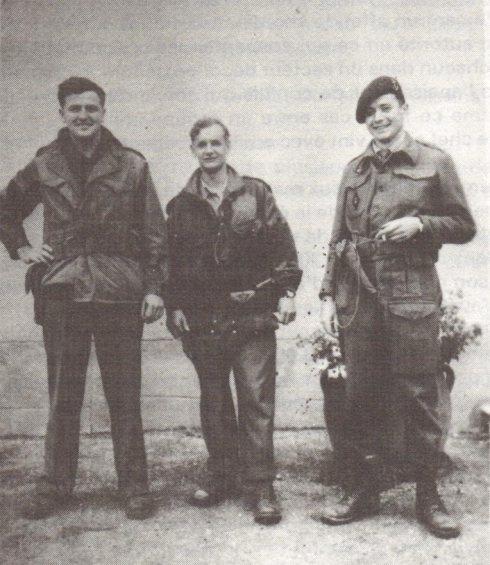 Photo of Jedburgh Team Ian