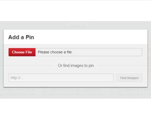 Add a Pin