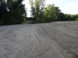 Lol, the gravel road that became a sandpit