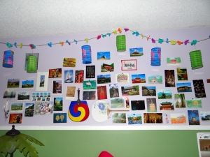 Wall of Travels