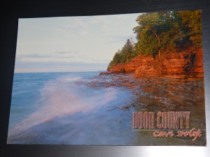 Door County Postcard