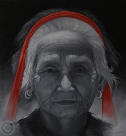 Hmong Woman